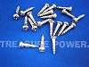STAINLESS SCREW for Machine Head(20本入り) 2.4×10