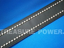 JH Studded Leather Dots#4